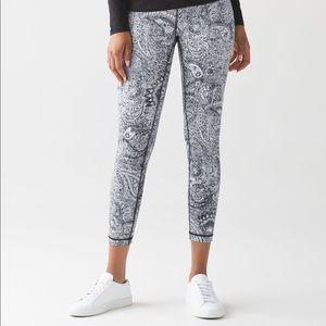 Lululemon high times leggings - paisley